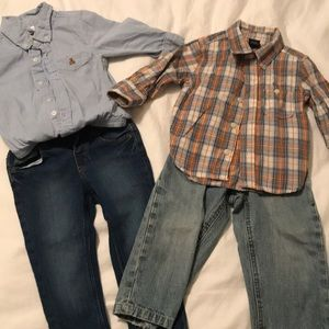 Lot of Baby Gap Boys 12-24 Months Clothes